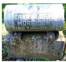 MORRISON, GRANDVILLE H. - Adams County, Ohio | GRANDVILLE H. MORRISON - Ohio Gravestone Photos