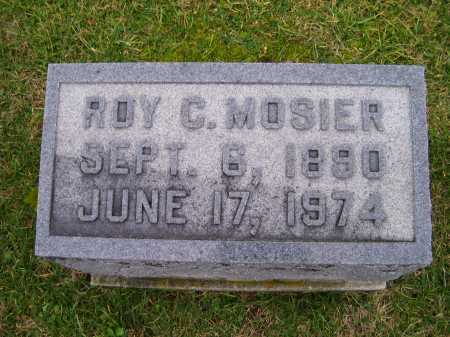 MOSIER, ROY C. - Adams County, Ohio | ROY C. MOSIER - Ohio Gravestone Photos