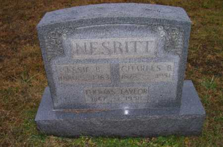 NESBITT, ESSIE B. - Adams County, Ohio | ESSIE B. NESBITT - Ohio Gravestone Photos