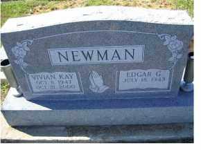 NEWMAN, VIVIAN K. - Adams County, Ohio | VIVIAN K. NEWMAN - Ohio Gravestone Photos
