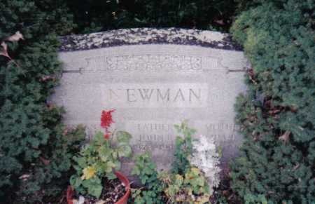 NEWMAN, IDA B. - Adams County, Ohio | IDA B. NEWMAN - Ohio Gravestone Photos