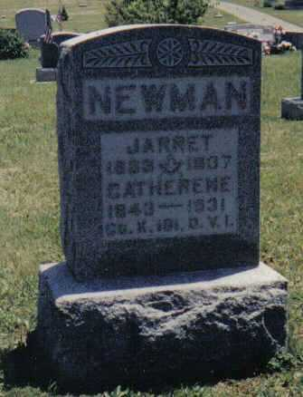 NEWMAN, CATHERENE - Adams County, Ohio | CATHERENE NEWMAN - Ohio Gravestone Photos