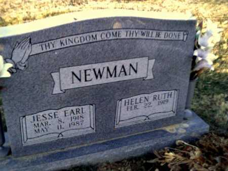 NEWMAN, HELEN RUTH - Adams County, Ohio | HELEN RUTH NEWMAN - Ohio Gravestone Photos