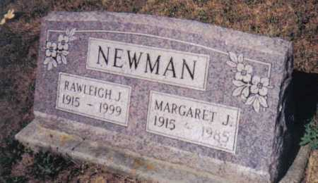 SCOTT NEWMAN, MARGARET J. - Adams County, Ohio | MARGARET J. SCOTT NEWMAN - Ohio Gravestone Photos