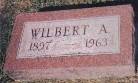 NEWMAN, WILBERT A. - Adams County, Ohio | WILBERT A. NEWMAN - Ohio Gravestone Photos
