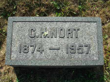 NORT, C.H. - Adams County, Ohio | C.H. NORT - Ohio Gravestone Photos