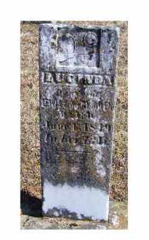 OWEN, LUCINDA - Adams County, Ohio | LUCINDA OWEN - Ohio Gravestone Photos