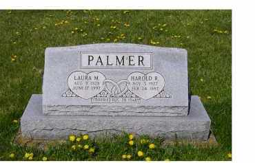 PALMER, LAURA M. - Adams County, Ohio | LAURA M. PALMER - Ohio Gravestone Photos