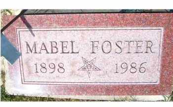 FOSTER PALMER, MABEL - Adams County, Ohio | MABEL FOSTER PALMER - Ohio Gravestone Photos