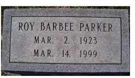 PARKER, ROY BARBEE - Adams County, Ohio | ROY BARBEE PARKER - Ohio Gravestone Photos