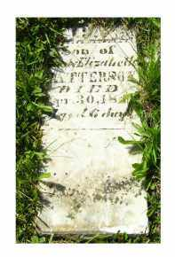 PATTERSON, INFANT - Adams County, Ohio | INFANT PATTERSON - Ohio Gravestone Photos