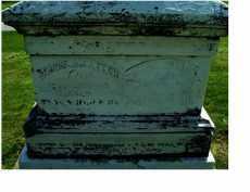 PATTON, JANE - Adams County, Ohio   JANE PATTON - Ohio Gravestone Photos