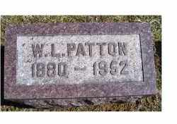 PATTON, W. L. - Adams County, Ohio | W. L. PATTON - Ohio Gravestone Photos