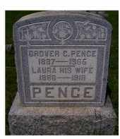 PENCE, LAURA - Adams County, Ohio | LAURA PENCE - Ohio Gravestone Photos