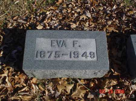 PENN, EVA F. - Adams County, Ohio | EVA F. PENN - Ohio Gravestone Photos