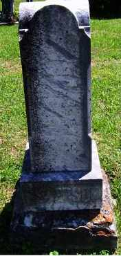 PETERSON, KEZIAH JANE - Adams County, Ohio | KEZIAH JANE PETERSON - Ohio Gravestone Photos