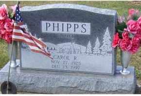 PHIPPS, CAROL R. - Adams County, Ohio | CAROL R. PHIPPS - Ohio Gravestone Photos