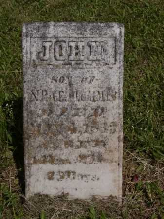 PLUMMER, JOHN N - Adams County, Ohio | JOHN N PLUMMER - Ohio Gravestone Photos