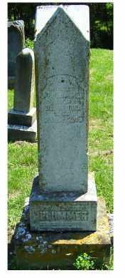 PLUMMER, LYDIA - Adams County, Ohio | LYDIA PLUMMER - Ohio Gravestone Photos