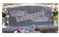 POLLARD, ARTHUR F. - Adams County, Ohio | ARTHUR F. POLLARD - Ohio Gravestone Photos