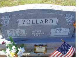 POLLARD, LINDA J. - Adams County, Ohio | LINDA J. POLLARD - Ohio Gravestone Photos
