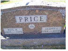 PRICE, GLADYS I. - Adams County, Ohio | GLADYS I. PRICE - Ohio Gravestone Photos