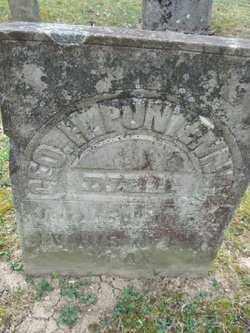 PUNTENNEY, GEO. H. - Adams County, Ohio | GEO. H. PUNTENNEY - Ohio Gravestone Photos