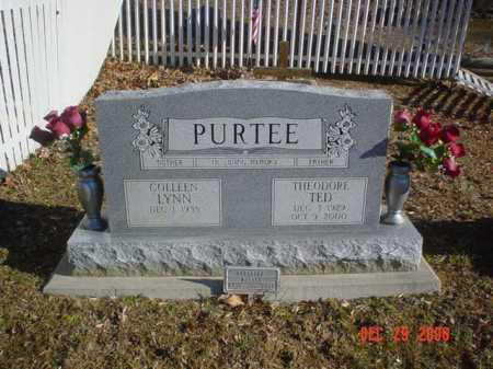 "PURTEE, THEODORE ""TED"" - Adams County, Ohio 