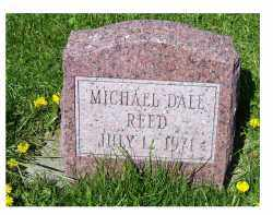 DALE REED, MICHAEL - Adams County, Ohio | MICHAEL DALE REED - Ohio Gravestone Photos
