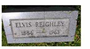 REIGHLEY, ELVIS - Adams County, Ohio | ELVIS REIGHLEY - Ohio Gravestone Photos