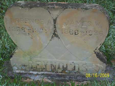 REYNOLDS, JAMES W - Adams County, Ohio | JAMES W REYNOLDS - Ohio Gravestone Photos