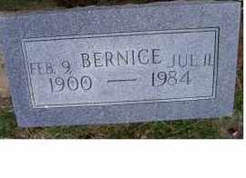 RIFFLE, BERNICE - Adams County, Ohio | BERNICE RIFFLE - Ohio Gravestone Photos