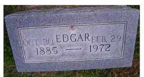 RIFFLE, EDGAR - Adams County, Ohio | EDGAR RIFFLE - Ohio Gravestone Photos