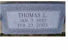 RIFFLE, THOMAS L. - Adams County, Ohio | THOMAS L. RIFFLE - Ohio Gravestone Photos