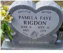 RIGDON, PAMELA FAYE - Adams County, Ohio | PAMELA FAYE RIGDON - Ohio Gravestone Photos