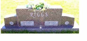 RIGGS, CHESTER - Adams County, Ohio | CHESTER RIGGS - Ohio Gravestone Photos