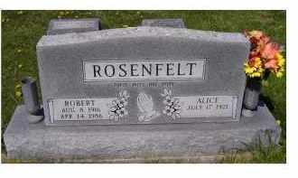 ROSENFELT, ALICE - Adams County, Ohio | ALICE ROSENFELT - Ohio Gravestone Photos