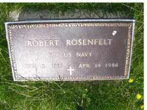 ROSENFELT, ROBERT - Adams County, Ohio | ROBERT ROSENFELT - Ohio Gravestone Photos