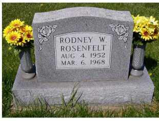 ROSENFELT, RODNEY - Adams County, Ohio | RODNEY ROSENFELT - Ohio Gravestone Photos