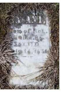 ROSS, INFANT - Adams County, Ohio | INFANT ROSS - Ohio Gravestone Photos