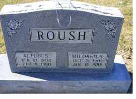 ROUSH, ALTON S. - Adams County, Ohio | ALTON S. ROUSH - Ohio Gravestone Photos