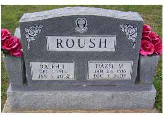 ROUSH, RALPH I - Adams County, Ohio | RALPH I ROUSH - Ohio Gravestone Photos