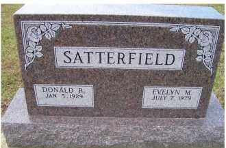 SATTERFIELD, EVELYN M. - Adams County, Ohio | EVELYN M. SATTERFIELD - Ohio Gravestone Photos