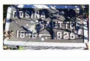 SAUTTER, ROSINA - Adams County, Ohio | ROSINA SAUTTER - Ohio Gravestone Photos