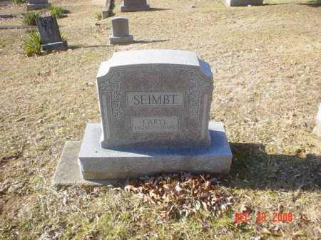 SEIMBT, CARY L. - Adams County, Ohio | CARY L. SEIMBT - Ohio Gravestone Photos