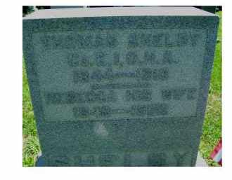 SHELBY, THOMAS - Adams County, Ohio | THOMAS SHELBY - Ohio Gravestone Photos