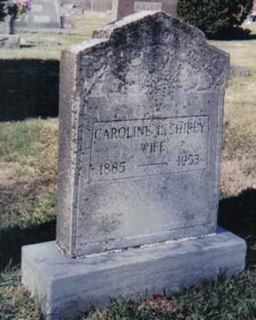 SHIREY, CAROLINE L. - Adams County, Ohio | CAROLINE L. SHIREY - Ohio Gravestone Photos