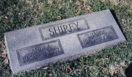 SHIREY, SANDRA - Adams County, Ohio | SANDRA SHIREY - Ohio Gravestone Photos