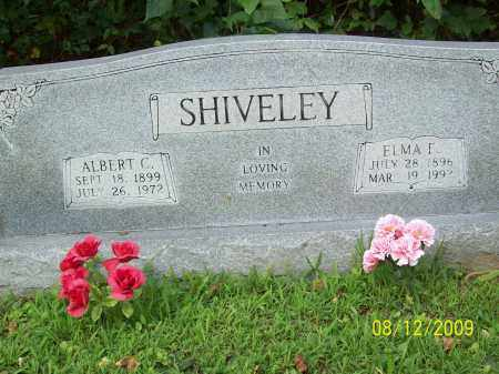 SHIVELEY, ALBERT C - Adams County, Ohio | ALBERT C SHIVELEY - Ohio Gravestone Photos