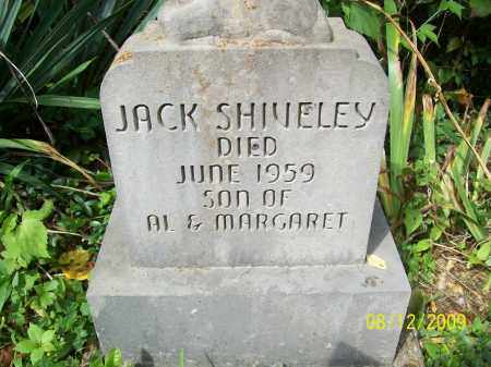 SHIVELEY, JACK - Adams County, Ohio | JACK SHIVELEY - Ohio Gravestone Photos